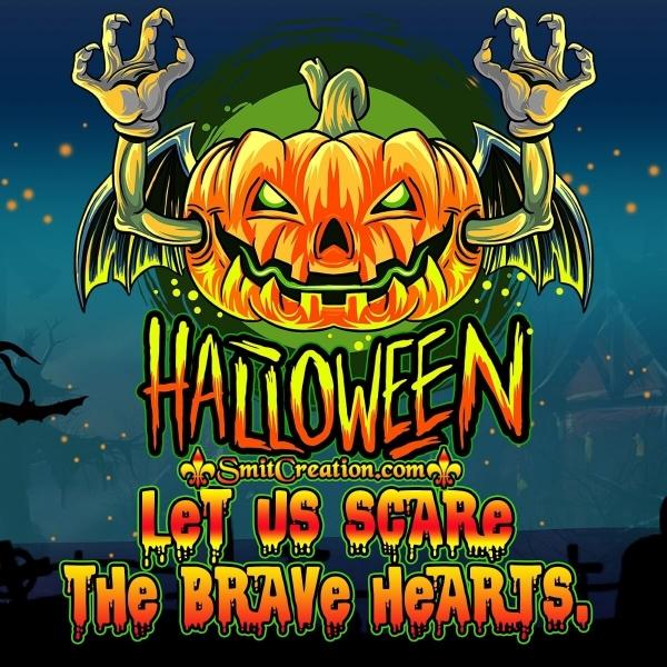 Catchy Halloween Slogans