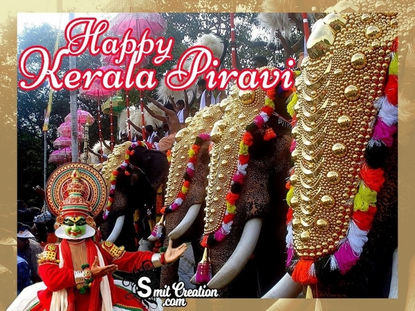 Happy Kerala Piravi Picture
