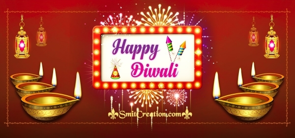 Happy Diwali Banner For Facebook