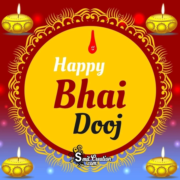 Happy Bhai Dooj Image