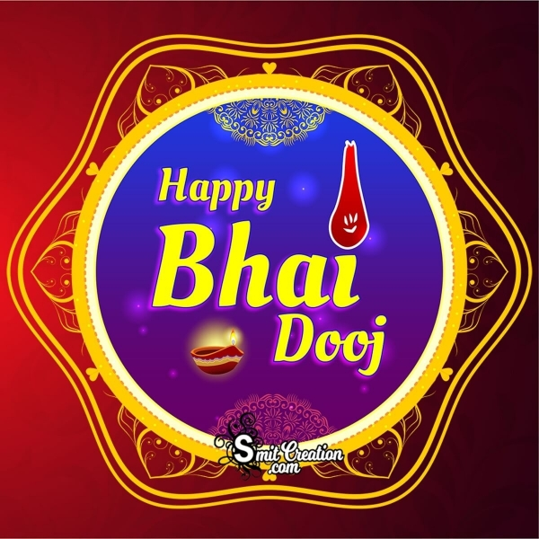 Happy Bhai Dooj Whatsapp Image