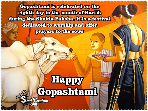 Why and When Gopashtami Is Celebrated