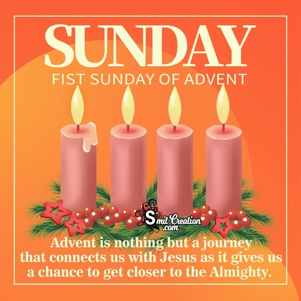 Messages of Joy for Advent Sunday