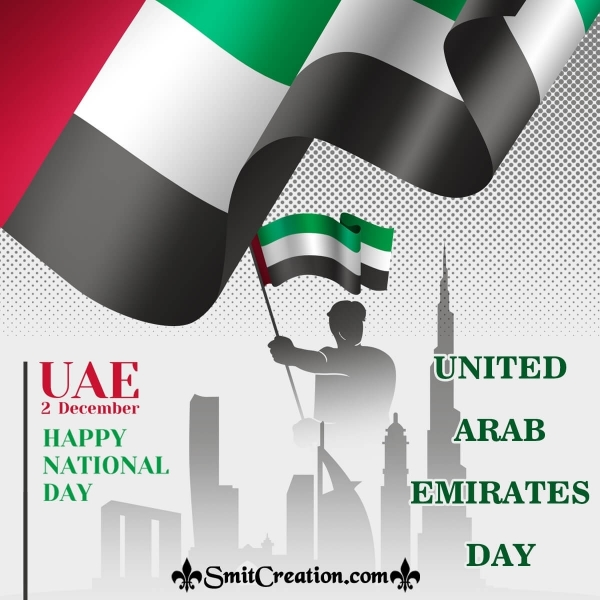 Happy United Arab Emirates Day