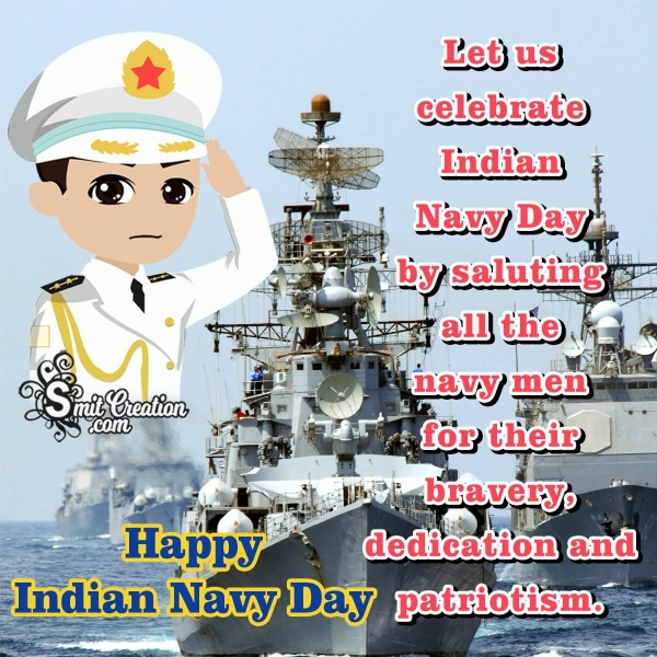 Happy Indian Navy Day Wishes Messages