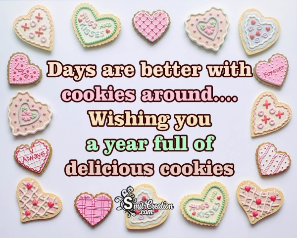 National Cookie Day Messages