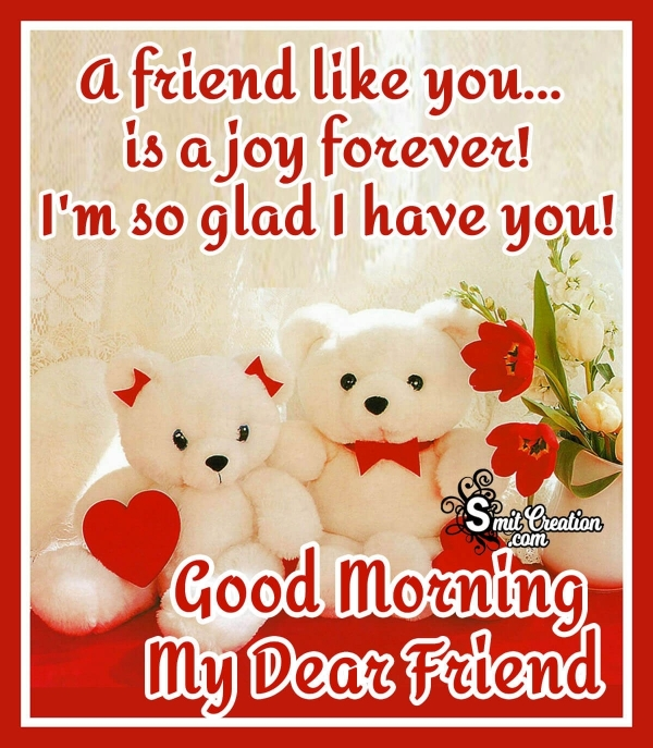 Good Morning Friends Messages Images