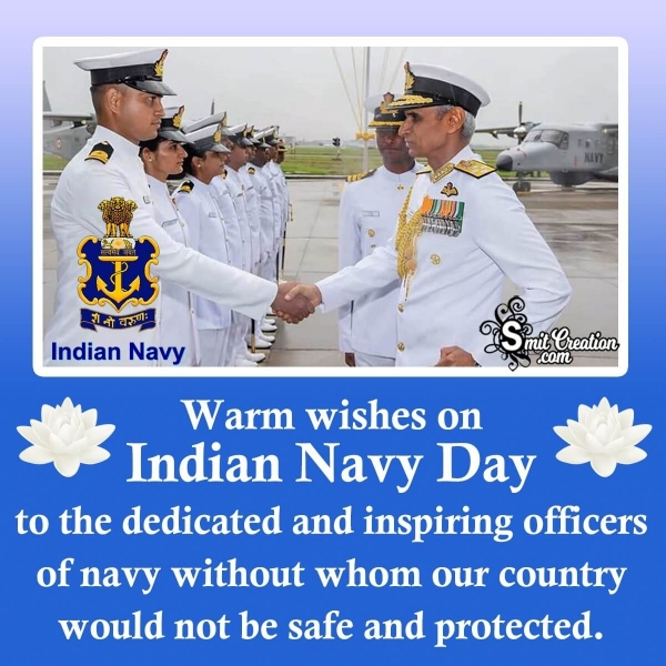 Warm Wishes On Indian Navy Day