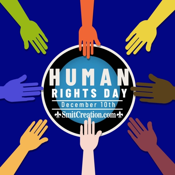 10 December Human Rights Day