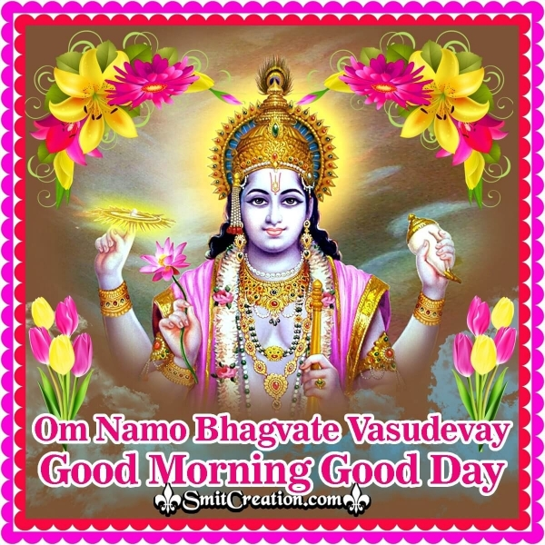 Good Morning Lord Vishnu Quotes And Wishes Images