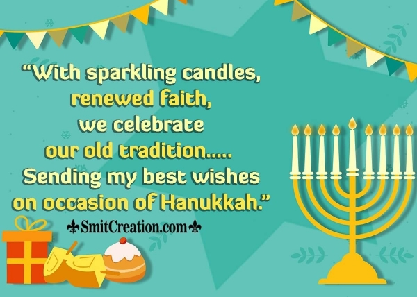 Inspirational Hanukkah Messages