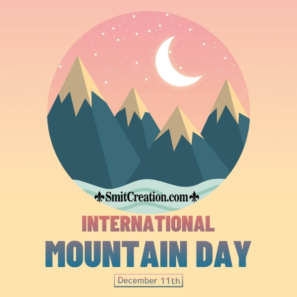International Mountain Day Image