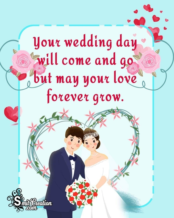Sweet Couple – Wedding Card