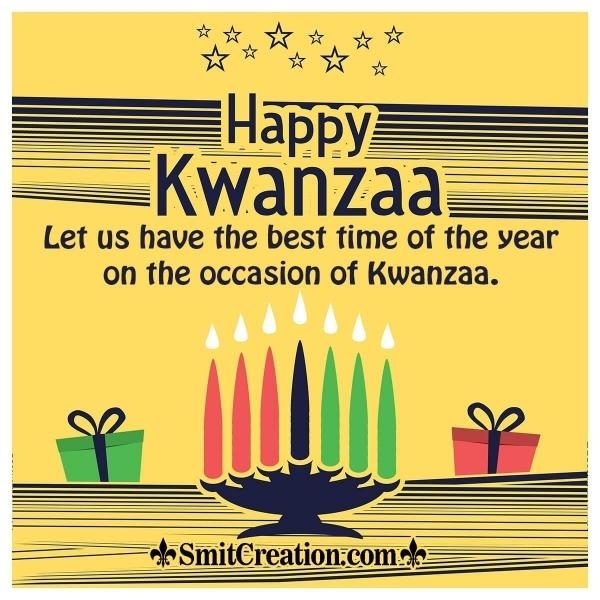 Happy Kwanzaa Captions For Social Media