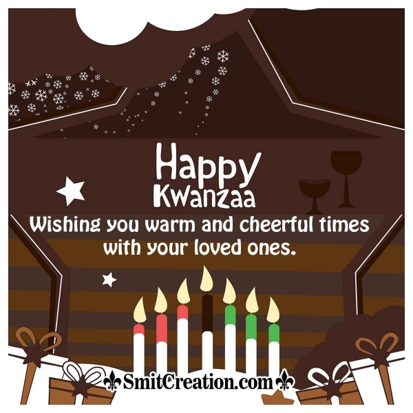Happy Kwanzaa Best Wish