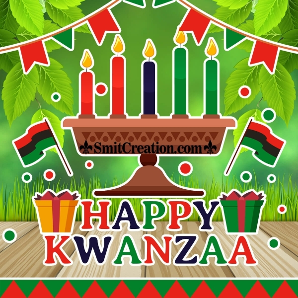 Happy Kwanzaa Image