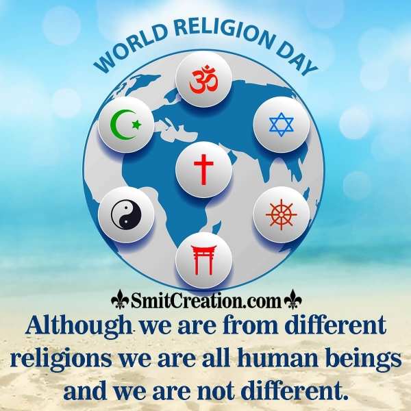 World Religion Day Messages