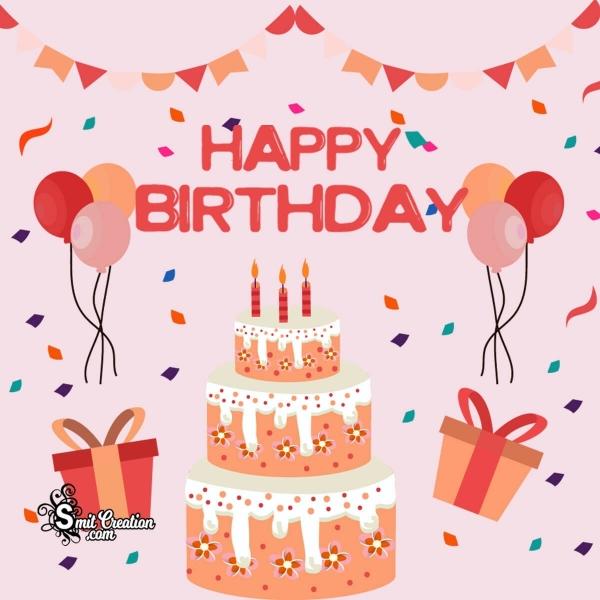 Happy Birthday Decoration Pic