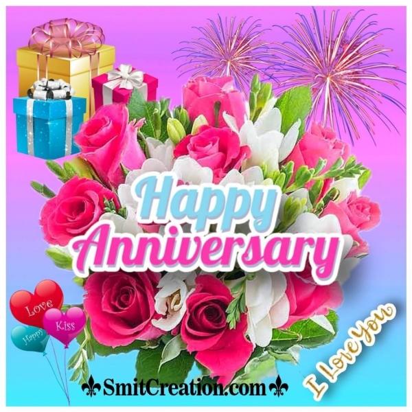 Happy Anniversary Wish Image