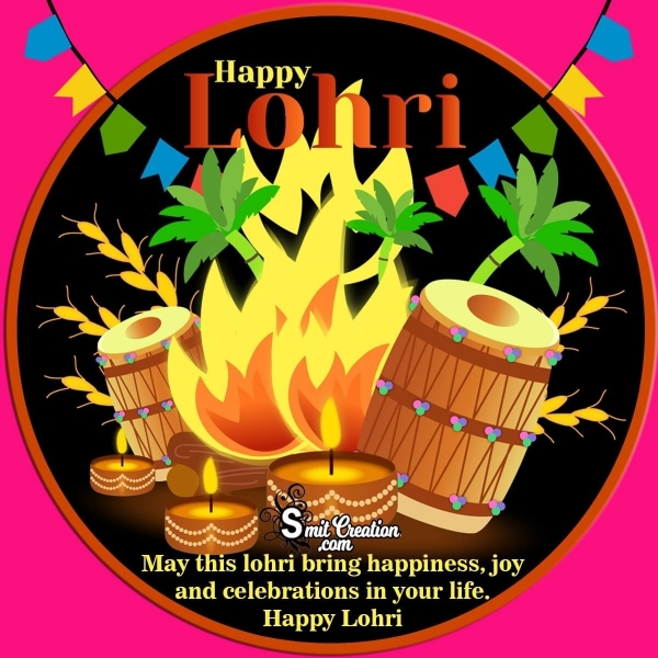 Happy First Lohri Wishes, Messages For Newly Married Couple