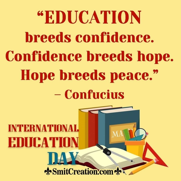Happy Education Day Quotes