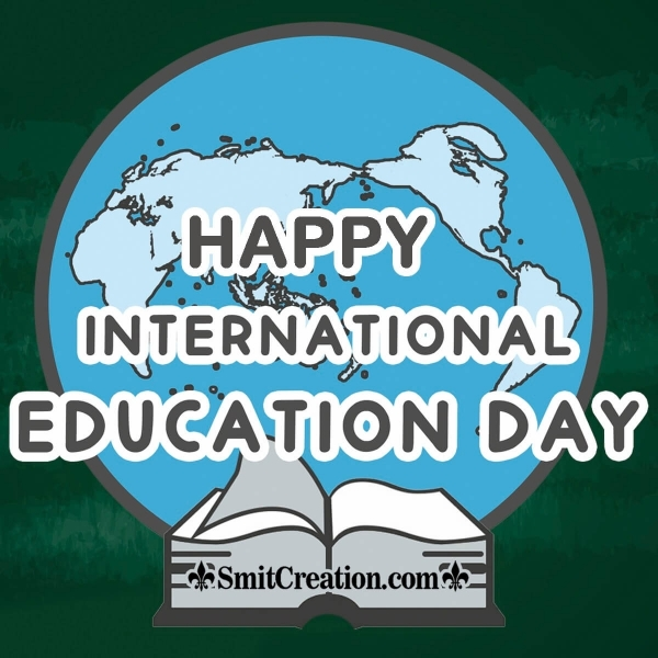 Happy International Education Day