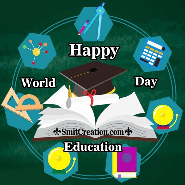 Happy World Education Day
