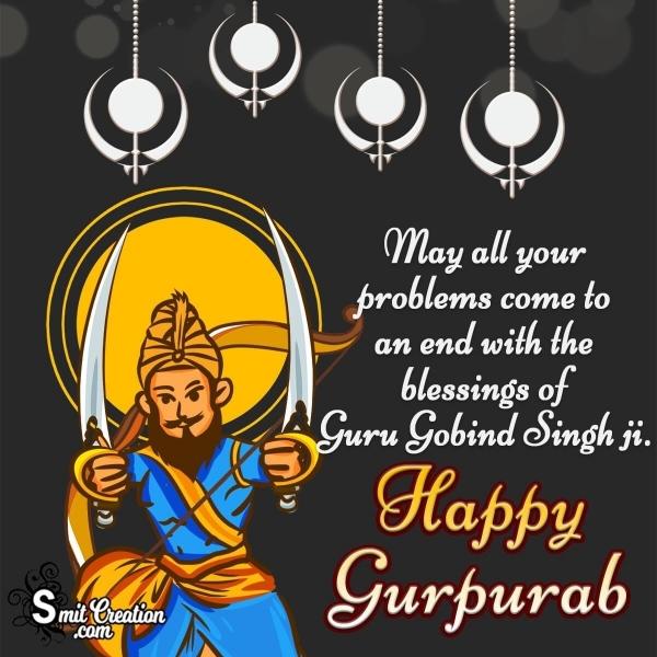 Happy Guru Gobind Singh Jayanti Blessing