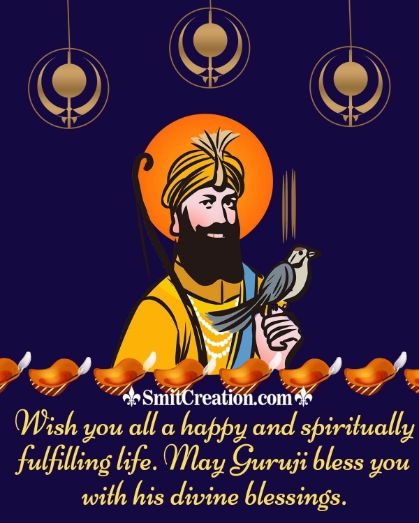 Happy Guru Purab Wish