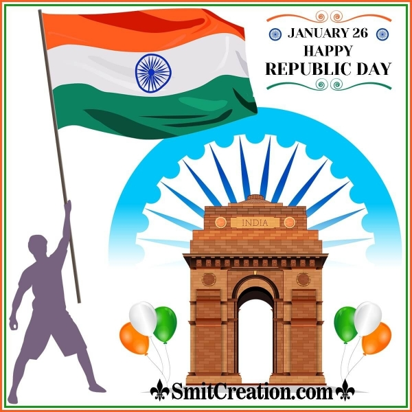 January 26 Happy Republic Day