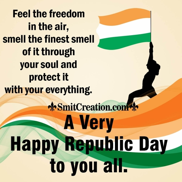 Happy Republic Day Messages