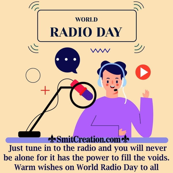 World Radio Day Wishes