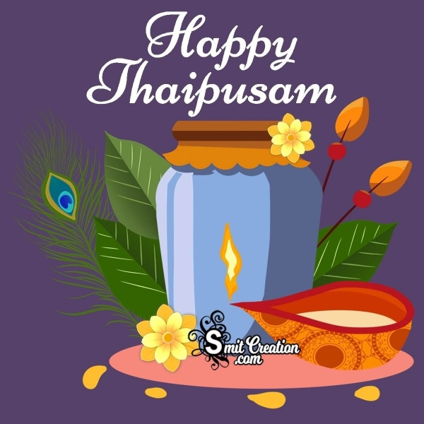 Happy Thaipusam Image