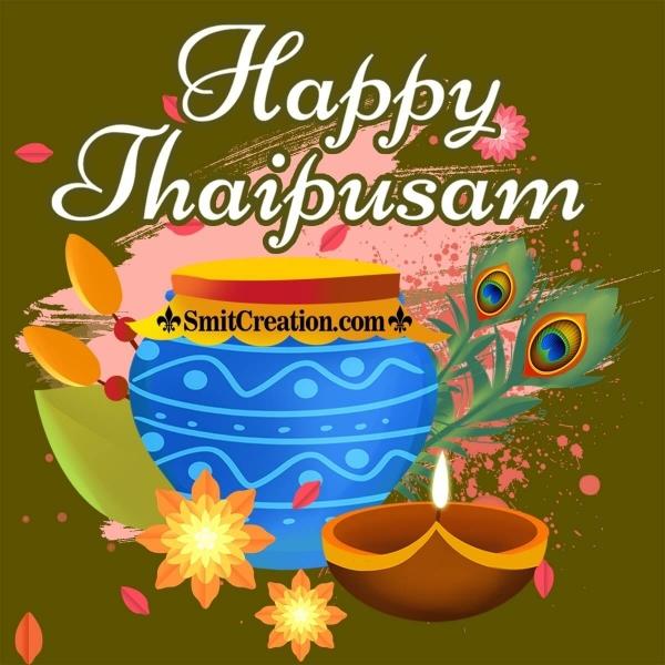 Happy Thaipusam Pic
