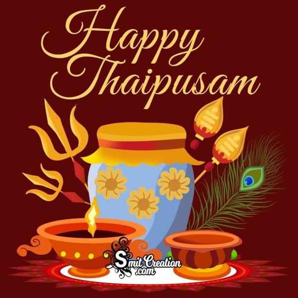 Happy Thaipusam Day