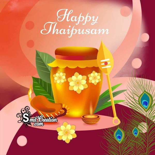 Happy Thaipusam Festival