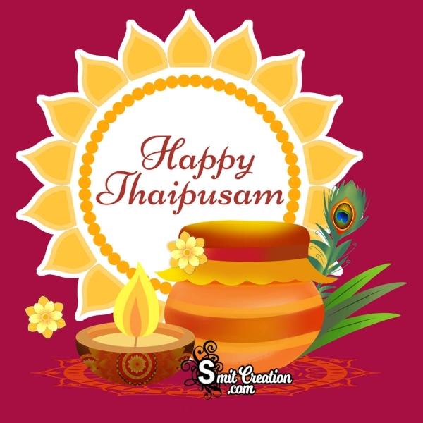 Happy Thaipusam Greeting