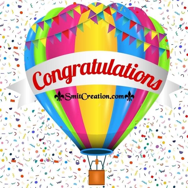 Congratualtions Balloon Pic