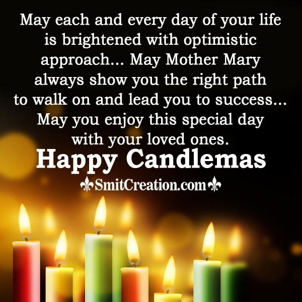 Happy Candlemas Messages And Wishes