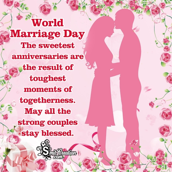 World Marriage Day Prayer