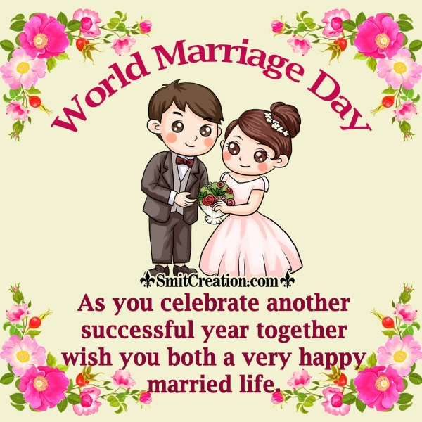 World Marriage Day Wishes