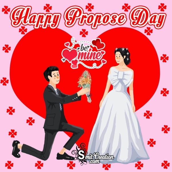 Happy Propose Day Whatsapp Dp