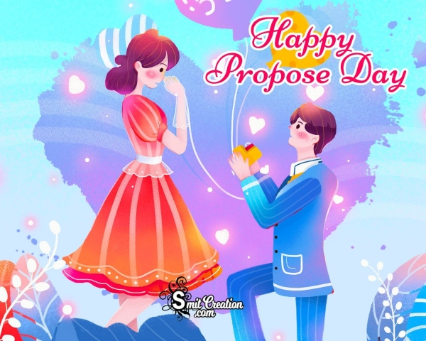 Happy Propose Day Picture