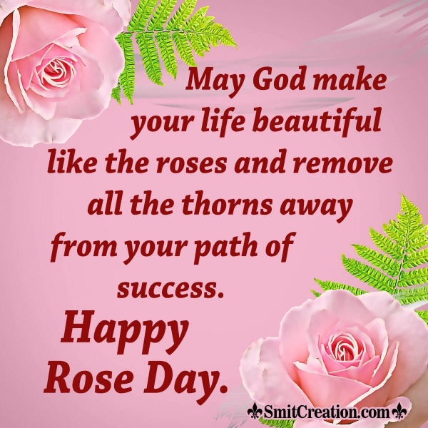 Happy Rose Day Wishes Messages