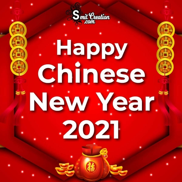 Happy Chinese New Year 2021 Picture