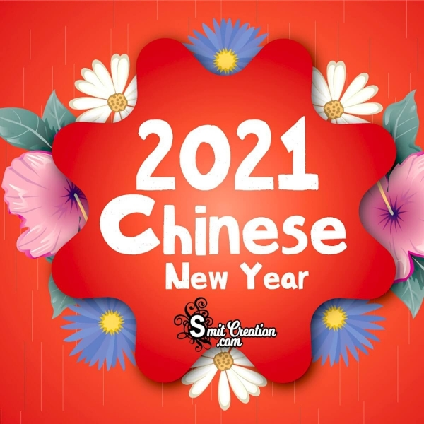 Happy Chinese New Year 2021 Photo