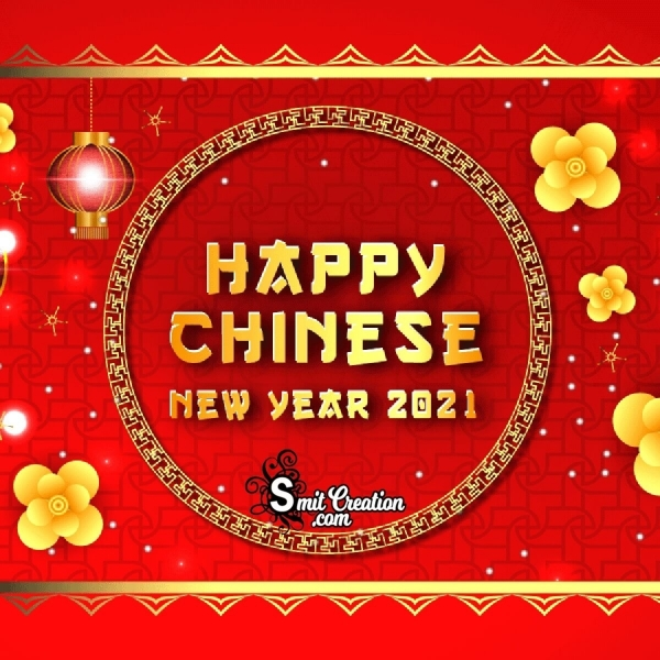 Happy Chinese New Year 2021 Pic