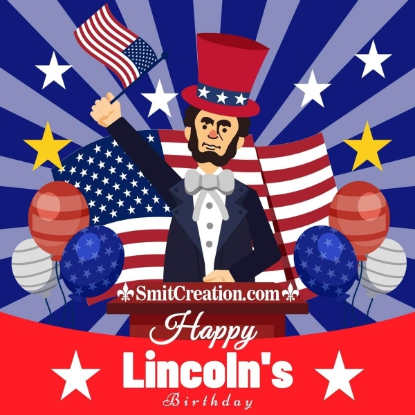 Happy Lincoln's Birthday Greeting