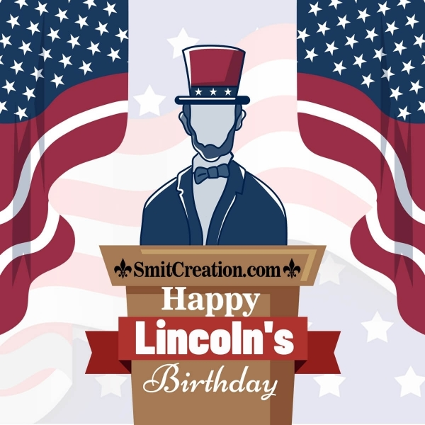 Happy Lincoln's Birthday Pic