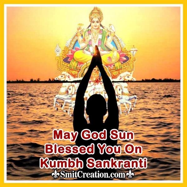 Happy Kumbh Sankranti Image